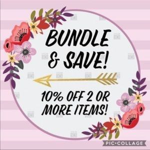 Don't forget to Bundle and Save in shipping fees